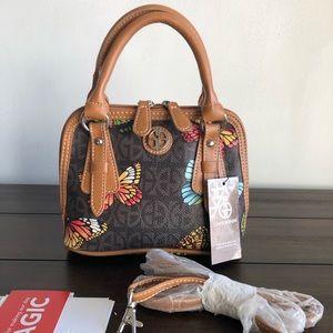Giani Bernini Butterfly mini bag